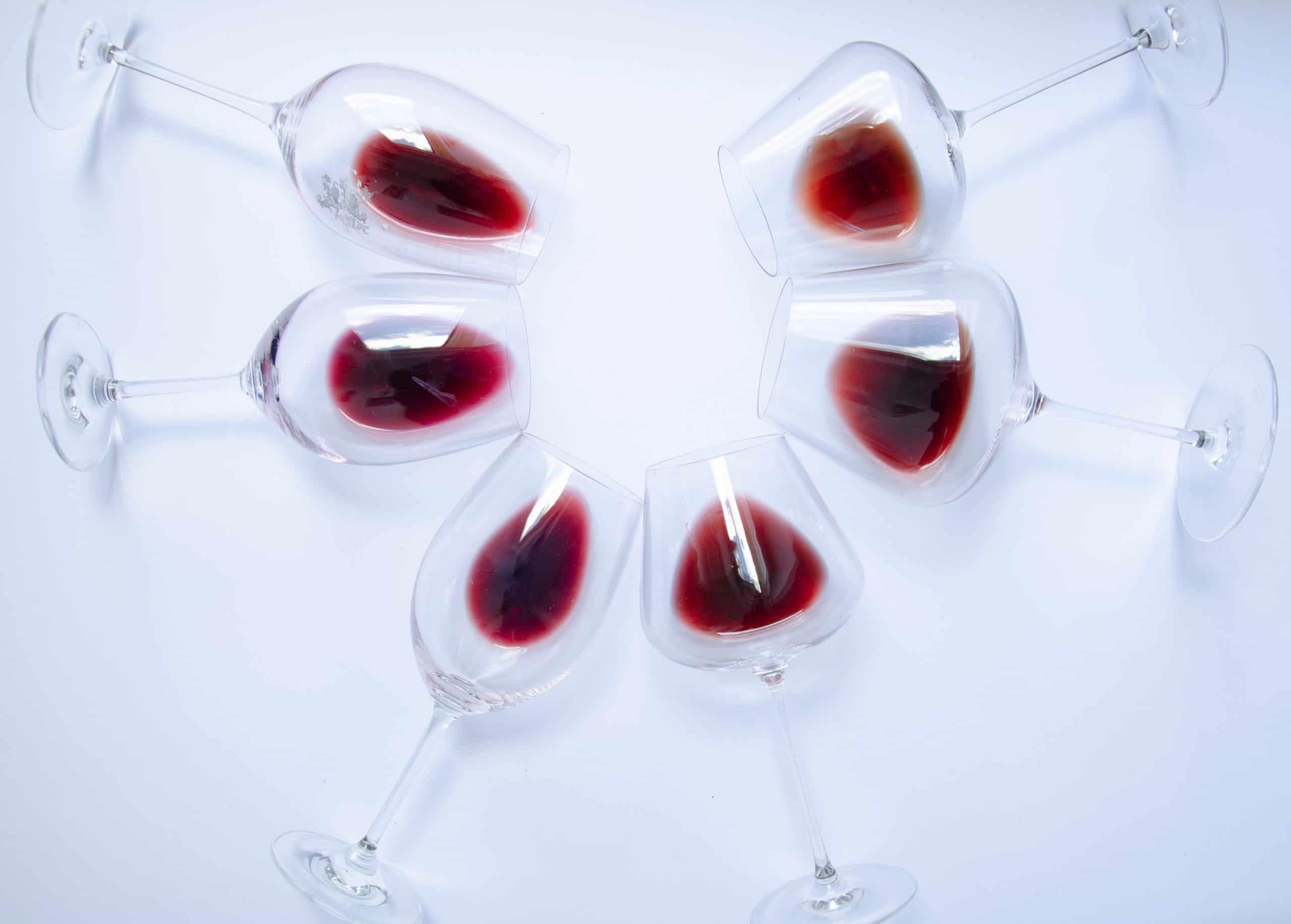 Rotwein aus Österreich
