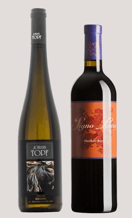 Riesling Heiligenstein 2002 Weingut Topf und In Signo Leonis 2011