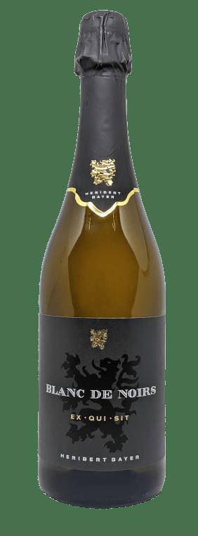 Blaufränkisch Schaumwein Blanc de Noirs Exquisit Heribert Bayer