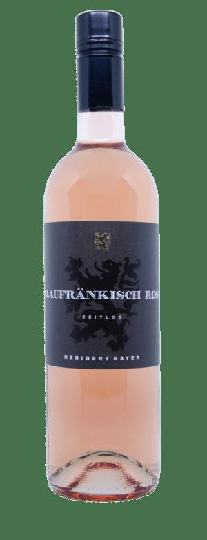 Rosé Wein Blaufränkisch Rosé Zeitlos
