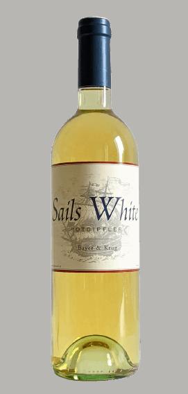 Flaschenfoto Rotgipfler Sails White 2006